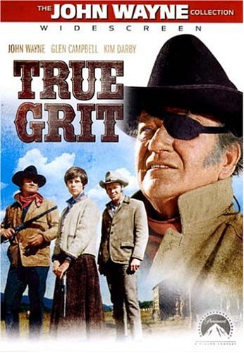 Tuesday Matinee: True Grit (John Wayne Series) **NEW TIME**