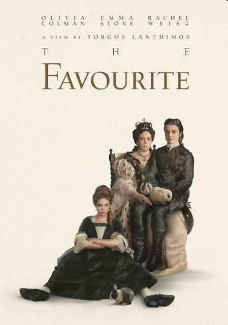 Tuesday Evening Film: The Favourite (Oscar Series - Winner Best Actress)