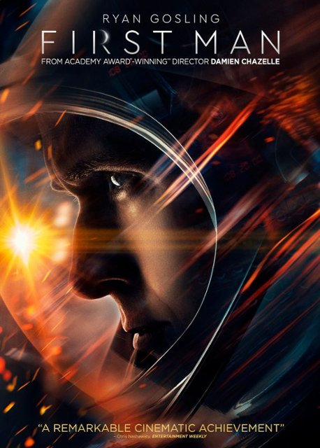 Wednesday Matinee: First Man (Oscar Series- Winner Best Visual Effects)