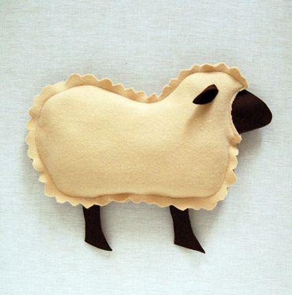 **Teddy Bear Workshop: Make a little lamb! PROGRAM IS FULL