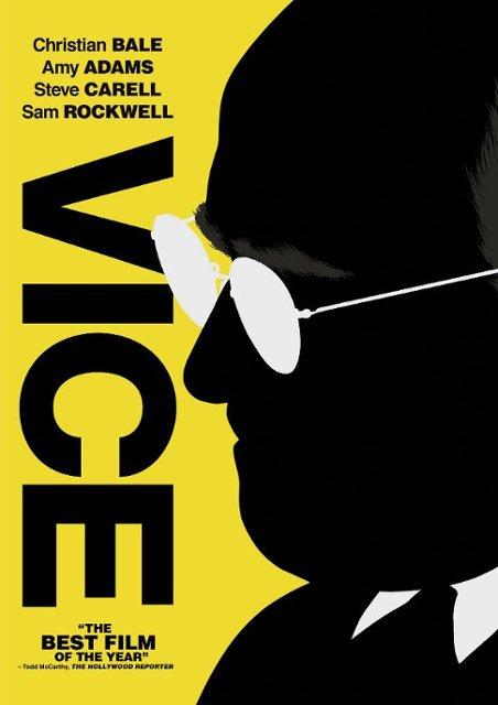 Thursday Matinee: Vice (Oscar Series)