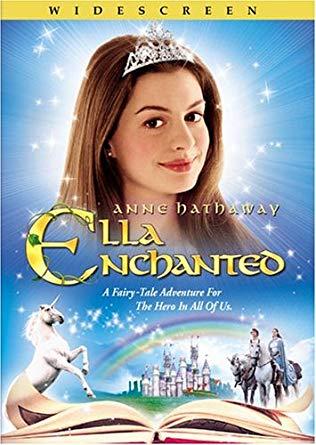 Family Film: Ella Enchanted