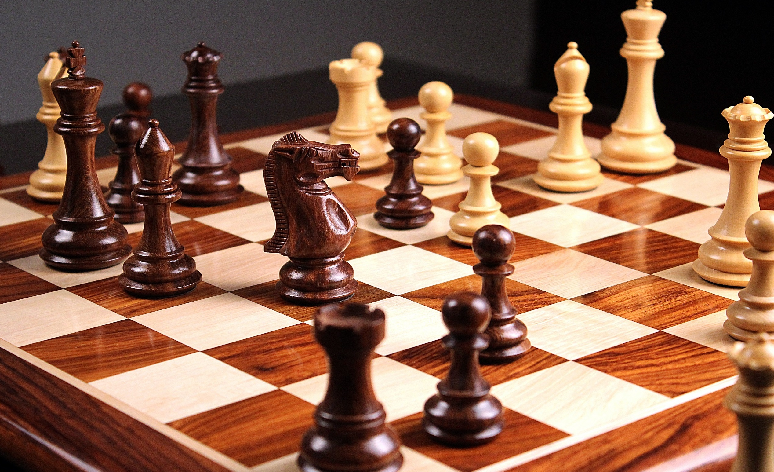 Upcoming Virtual Chess Tournament for Grades 6-12 with National Master Ian Harris!