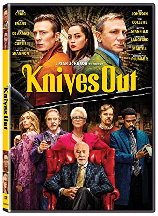 Thursday Matinee: Knives Out