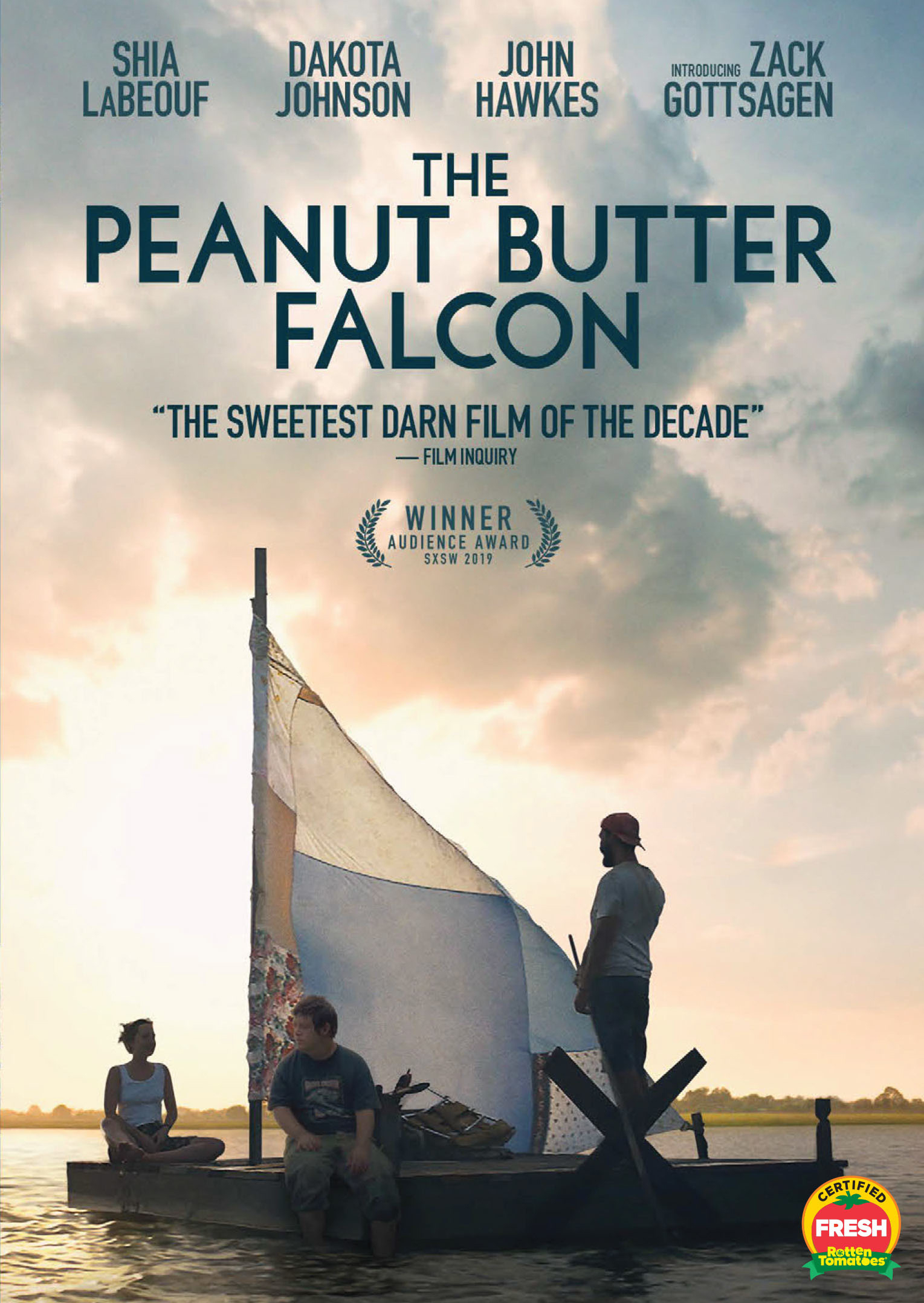 Tuesday Evening Film: The Peanut Butter Falcon (Shia LaBeouf) 2019