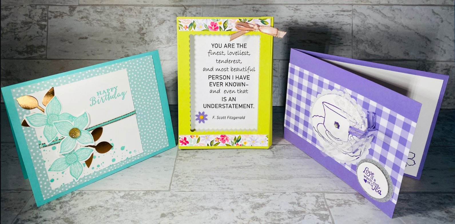 Card Making Kits for Adults