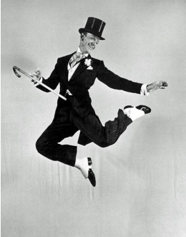 Fred Astaire, An American Icon Zoom Lecture