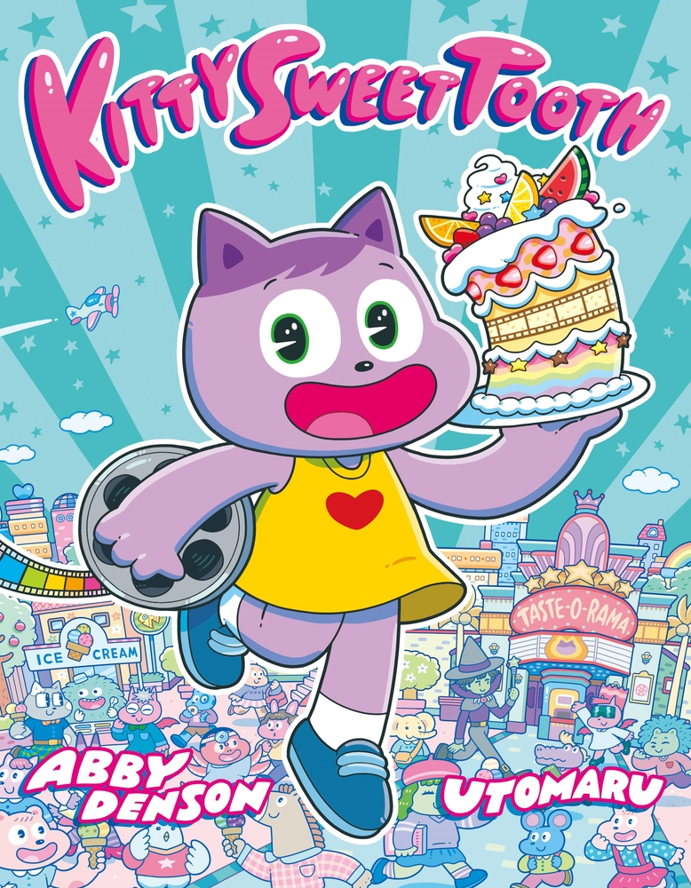 Kitty Sweet Tooth: Chat with Author Abby Denson
