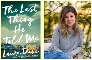 Friends Author Event with Laura Dave