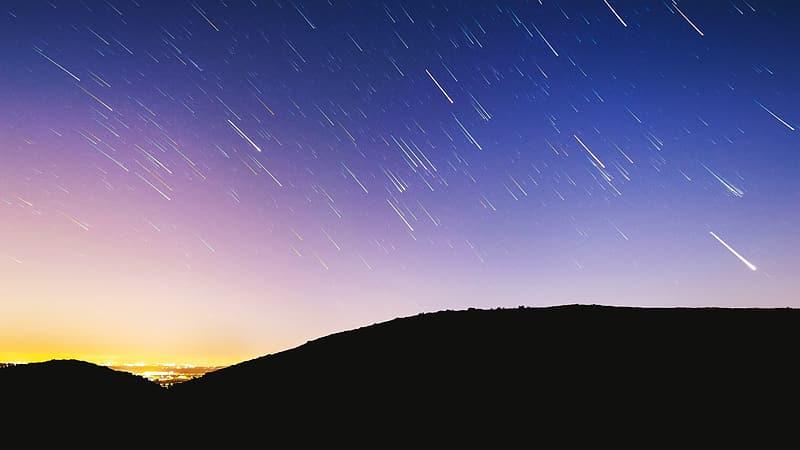 Geminids:  Night of the Shooting Stars