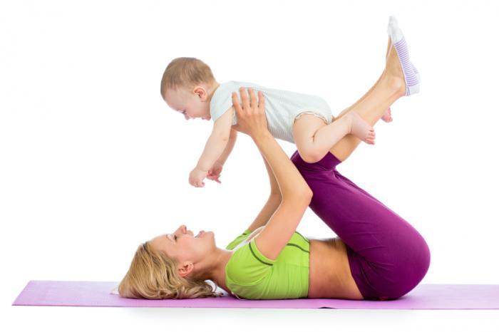 **Mommy & Baby Yoga