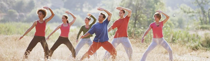 Outdoor Qi Gong for Beginners