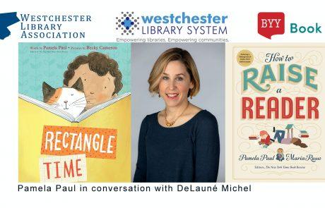Library Author Talks: Pamela Paul with DeLauné Michel