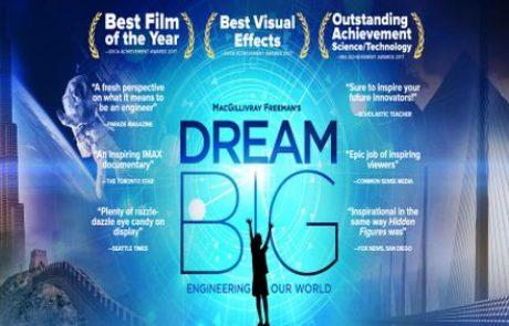 Dream, Build, Create—free Engineering Programs in November