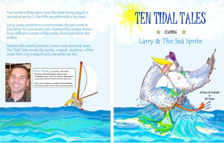 TEN TIDAL TALES with Author Nick Vianna