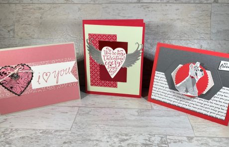 Card Making Class to Go