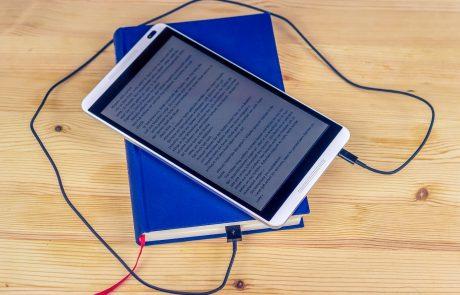 Zoom E-Reader Lesson
