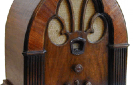 Zoom Lights Out, Everybody:  Mystery and Horror During the Golden Age of Radio