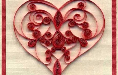 Valentine's Project for Teens in Grades 6-12