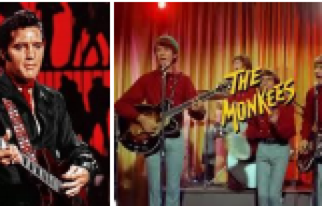 Rockin' TV:  Rock & Roll and Television from Elvis to The Monkees