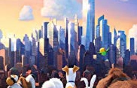 Family Film: Secret Life of Pets