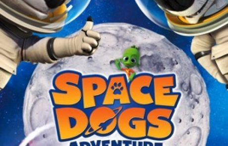 Family Film: Space Dogs, Adventure to the Moon