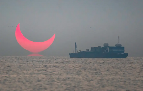A Sunrise Scimitar