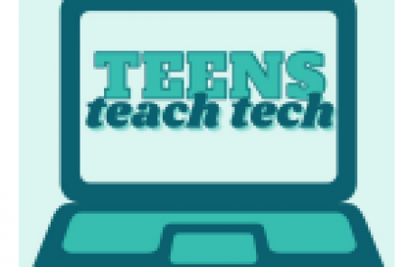 Teens Teach Tech:  Entertainment
