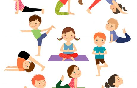 ZOOM Yoga Tots with Budding Buddhas