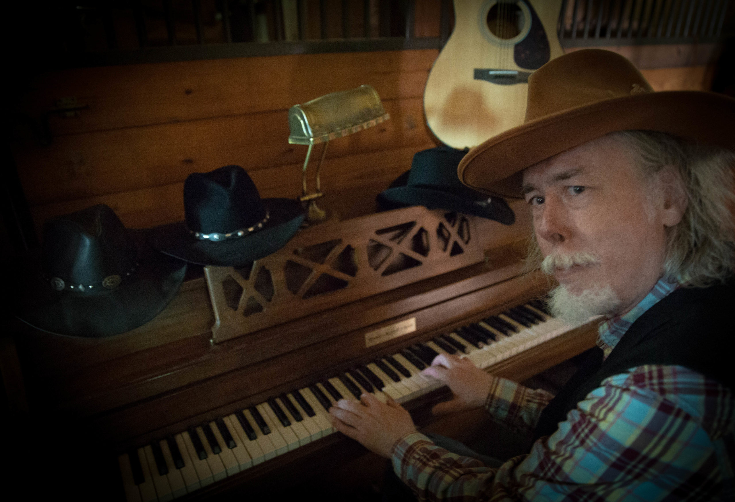 Facebook Live:  Tennessee Walt's A Distant Country 2